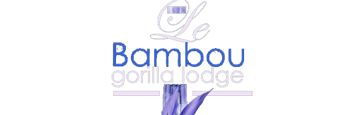 Transparent logo -- Le Bambou Gorilla Lodge
